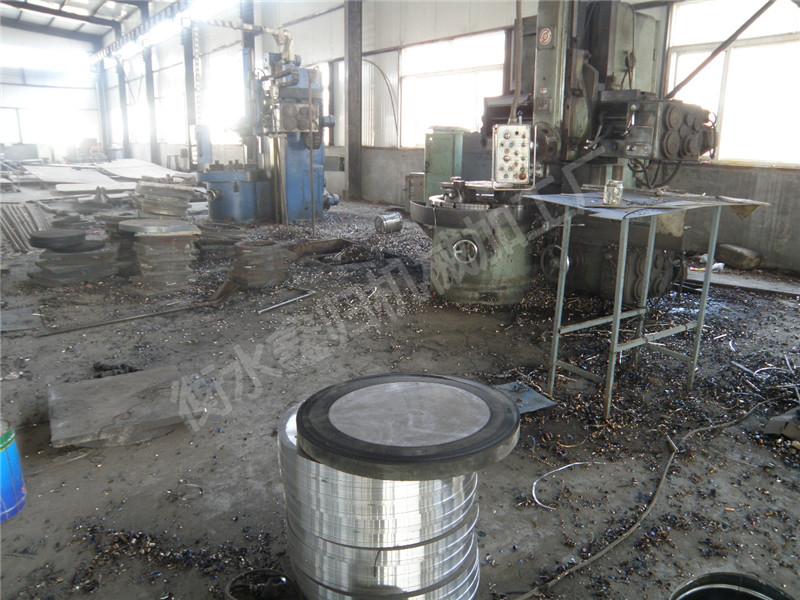 桥梁支座配套钢板生产设备