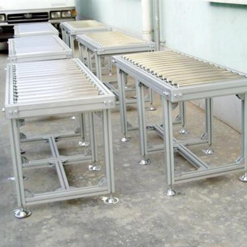 输送机械设备在生产应用中越来越普遍