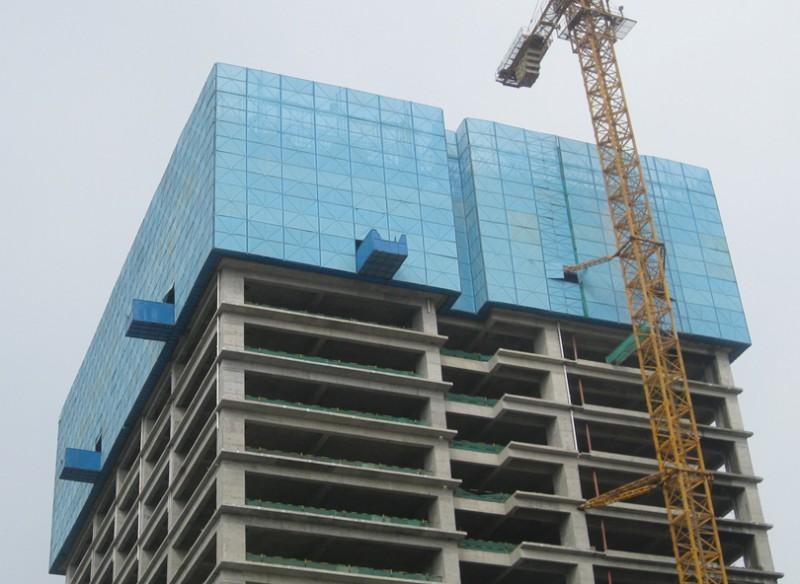 爬架在建筑项目施工中的日常管理