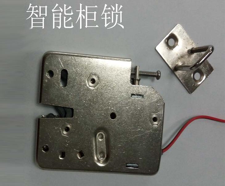 智能箱柜锁控板的控制原理是什么?
