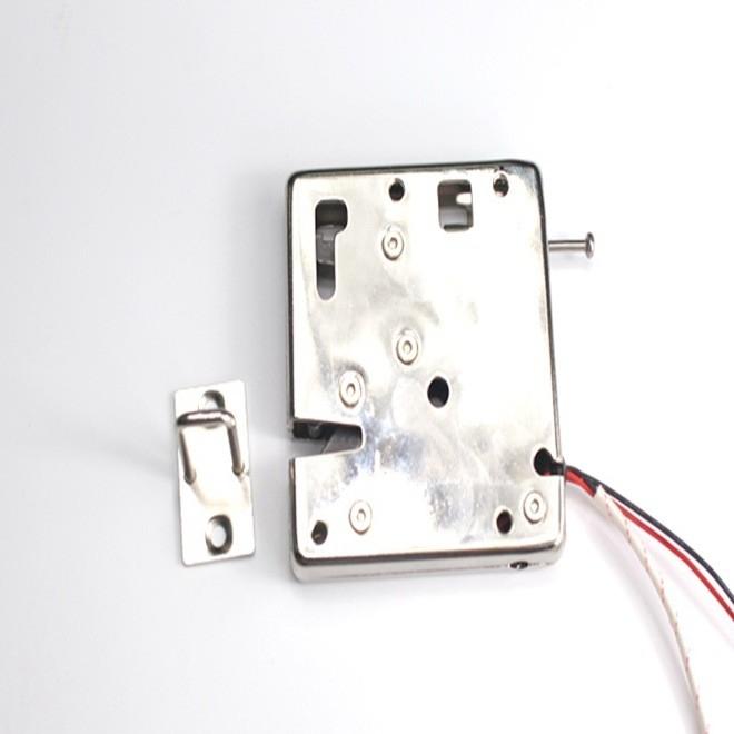 快递柜电磁锁原理又是怎样的呢?