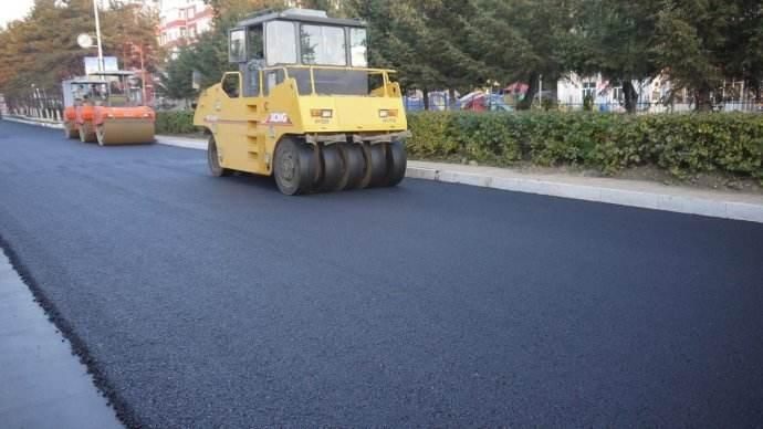 沥青道路做法