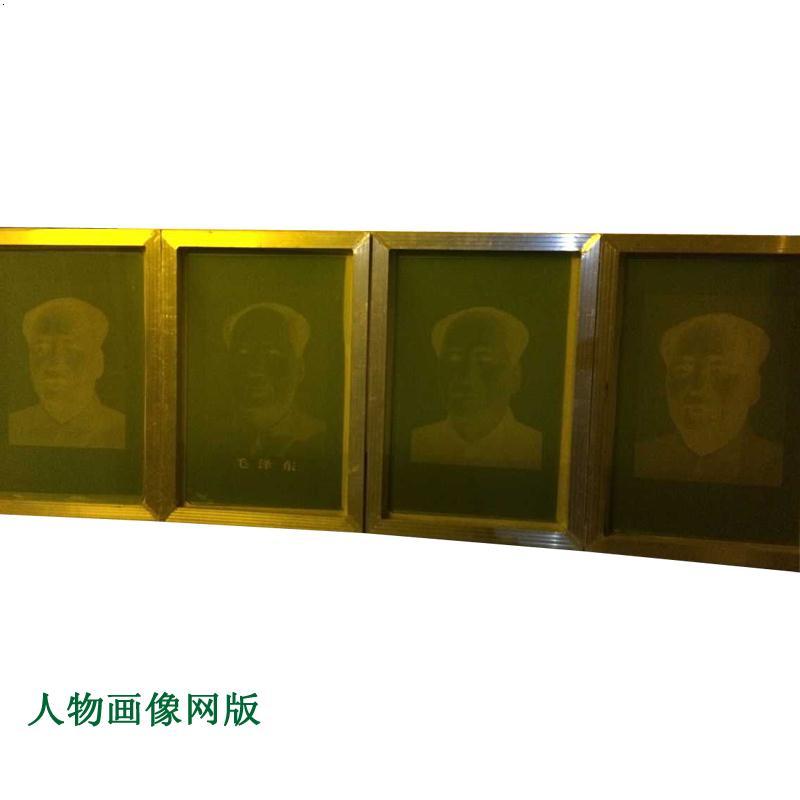 人物画像网板