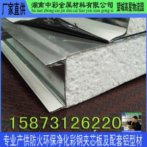 产供邵阳不锈钢泡沫夹芯板 不锈钢岩棉夹芯板 不锈钢玻镁夹芯板 不锈钢硅岩夹芯板