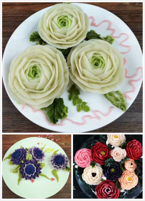 唐山韩式裱花