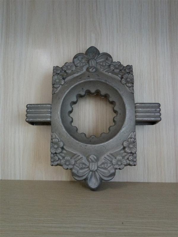 鋁藝雕花壓鑄系列08 南昌鋁壓鑄 江西中力五金有限公司