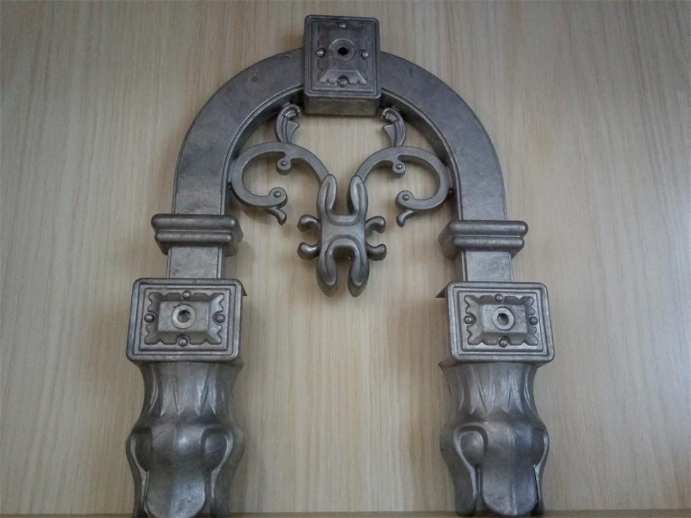 鋁藝雕花壓鑄系列09 南昌鋁壓鑄 江西中力五金壓鑄有限公司