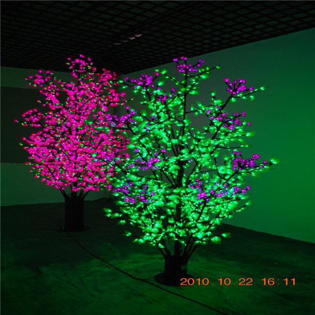 DX-2016灯-1.8米95W丁香   led树灯
