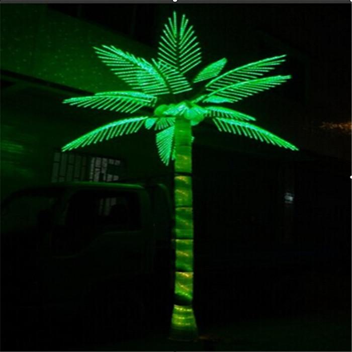 YS-12叶绿色-4米-3米宽-180W   led树灯