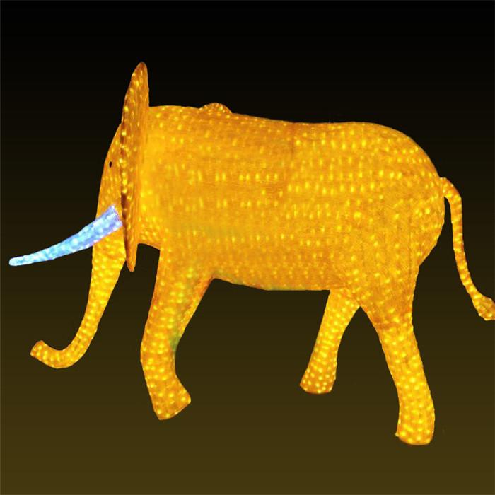 140.50.110大象   LED景观灯