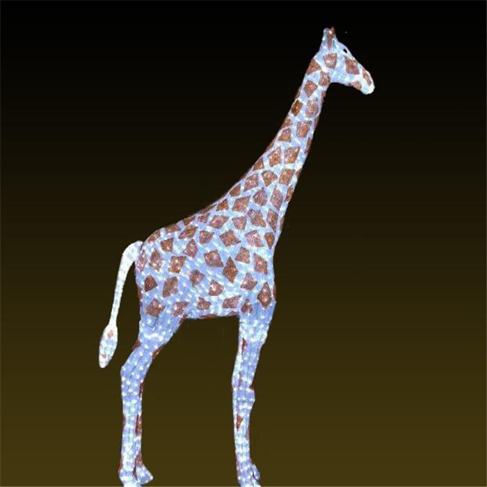210.60.100长颈鹿  led景观灯