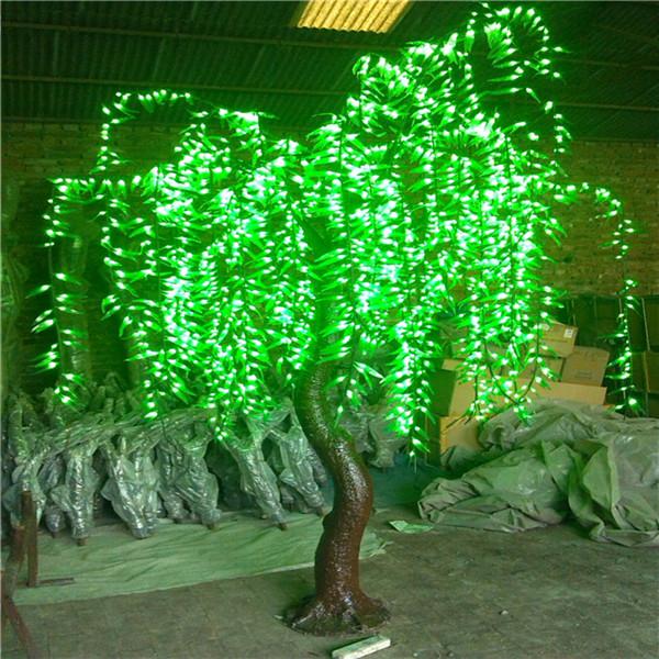 LS-2880灯-3.0米 ?真柳树led树灯