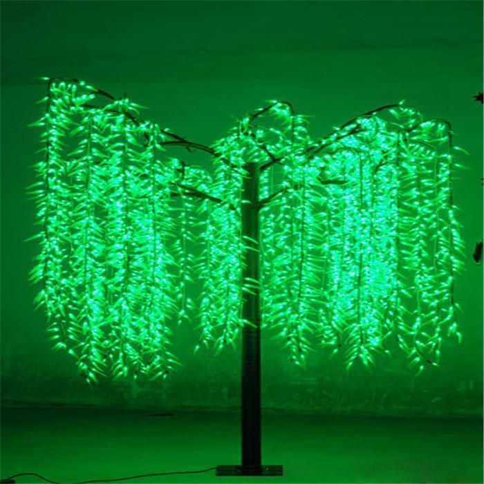 LS-3840灯-2.8米185W柳树led树灯