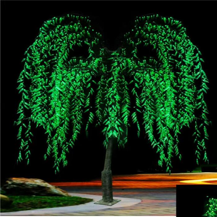 LS-4320灯-3.0米   led树灯