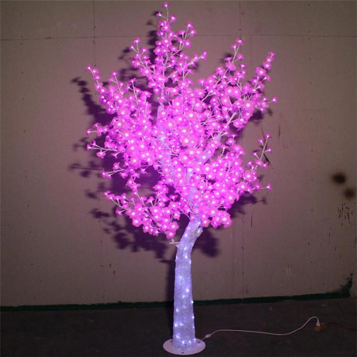 景观树灯2.0*1.2-768灯-36W LED树灯 发光树
