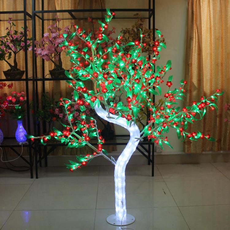 发光树1.8*1.3-768灯 景观树灯-40W LED树灯