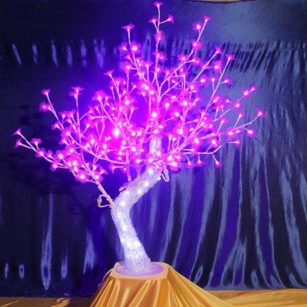 LED树灯1米0.6米宽-240景观树灯-12W