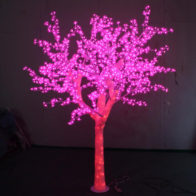 景观树灯_LED树灯2.5*1.8宽-1536-70W