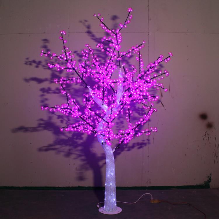 2.5*1.6-1152灯-58W 发光树 景观树灯