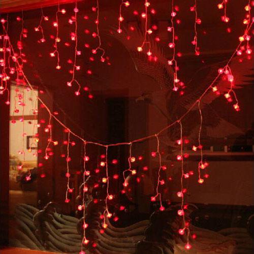 河北LED灯串厂家|LED灯串批发|LED灯串厂家|彩色灯串