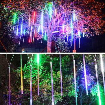 流星雨灯_景观树灯_LED树灯