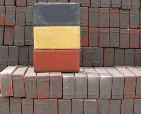 混凝土面包砖