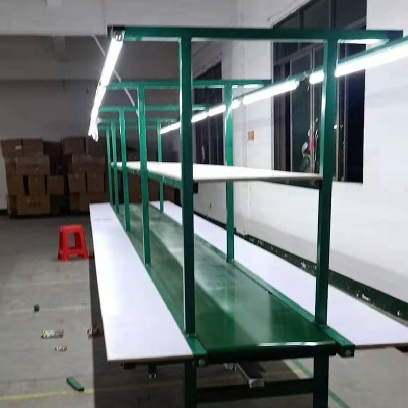 东莞小型输送机流水线 喷油拉喷漆水帘柜优质商家