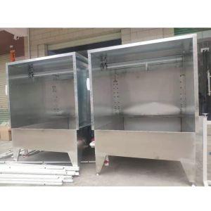 不锈钢水帘柜价格
