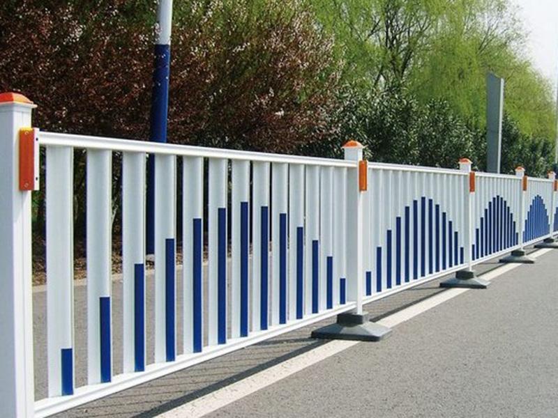 河南城市道路护栏
