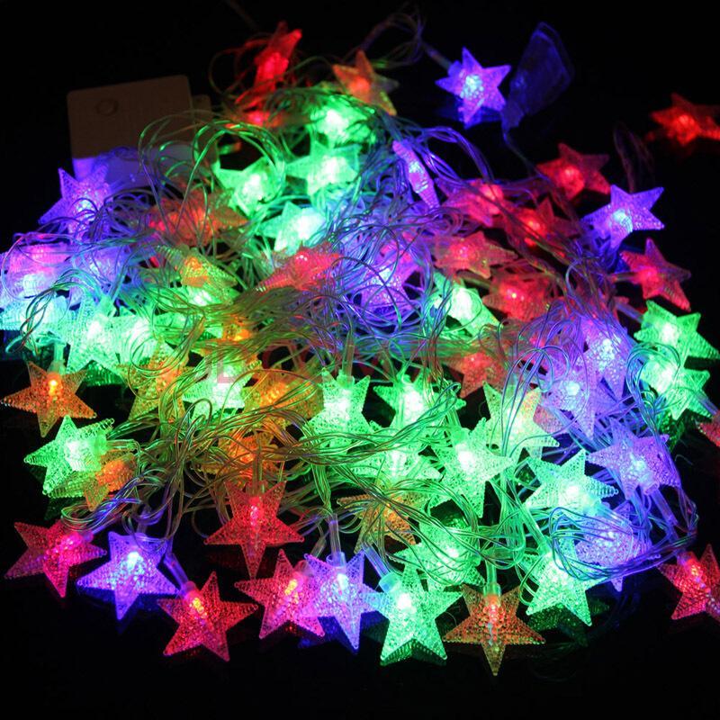 亮化树缠绕灯